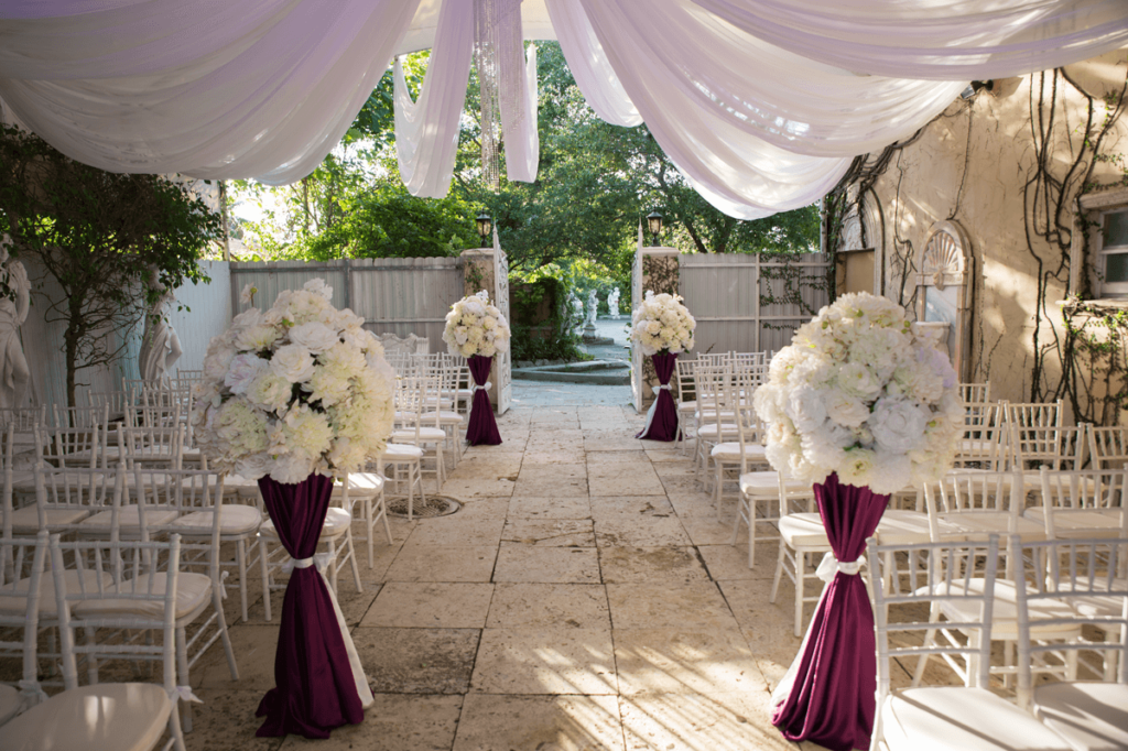 Wedding Venues in Miramar