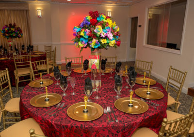 Large event hosting venue in Miramar, Florida
