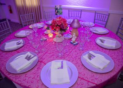 Party rentals in Miami