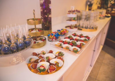 Wedding food and rentals in miami florida